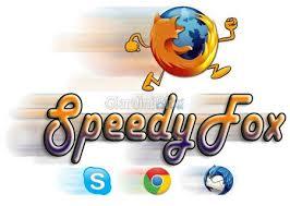 برنامج SpeedyFox لتسريع المتصفحات