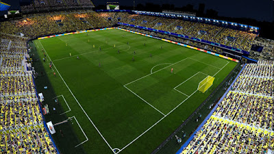 PES 2020 Stadium Estadio de la Cerámica