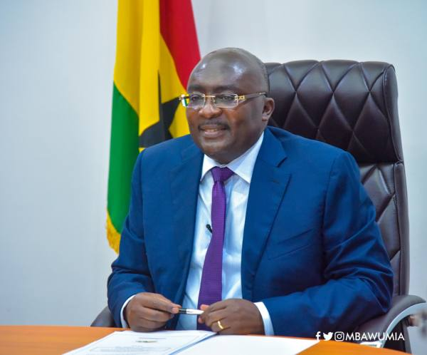 Vice President Bawumia Urges African Governments To Invest In Digital Data Collection