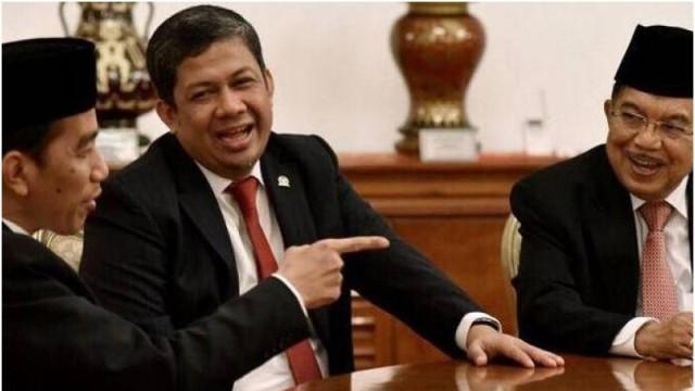 Trump Menang, Fahri Hamzah: Jokowi Harus Berhati-hati, Sebab...