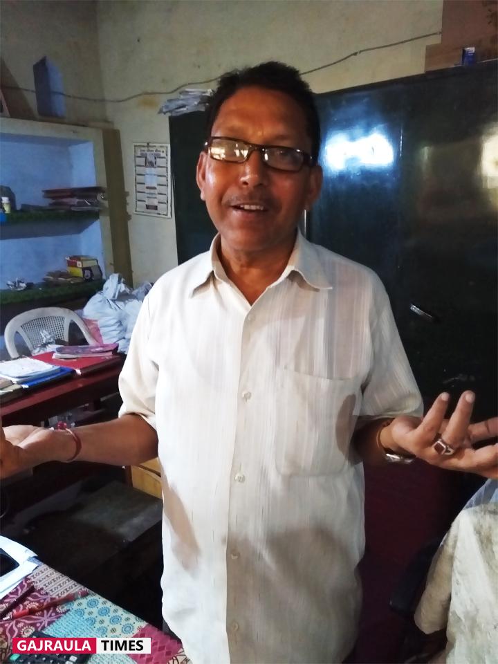 mahesh-kumar-morya-post-master