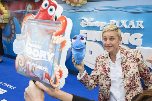 'Finding Dory' UK Premiere Images