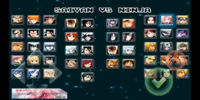 Naruto vs Bleach APK download