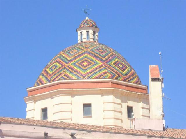 cupola Chiesa San Michele Alghero