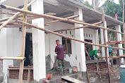 Berkah Ada TMMD, Masjid Nurul Jihad Akbar Tidak Lagi Dibangun Dengan Sumbangan Petani Jagung