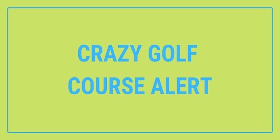 There are plans for a new Crazy Golf course at Barleylands farm park in Billericay, Essex