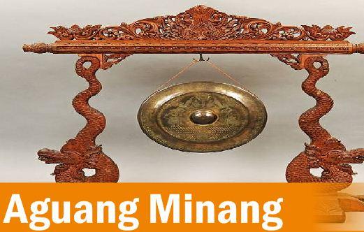 Aguang atau Gong Minang