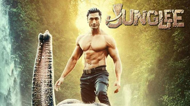 Junglee (2019) Web-DL 1080p Latino