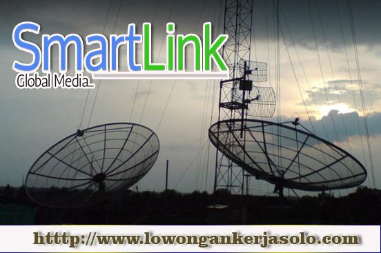 Lowongan Kerja Smartlink Global Media di Solo
