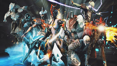Game Warframe