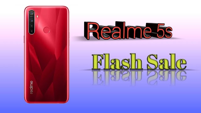 Realme 5s next sale Start  10 December, on Flipkart and Realme.com