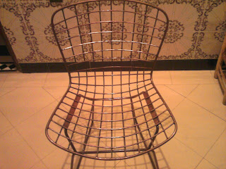 Fauteuil Grille