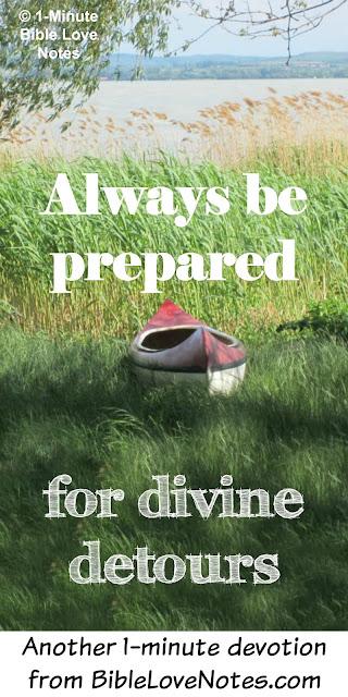 Sziasztok (Hello & Goodbye) - Divine Detours Are Often God's Plan