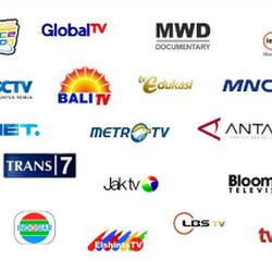 Frekuensi Global TV (GTV) 2019 di Semua Satelit - Paket Internet