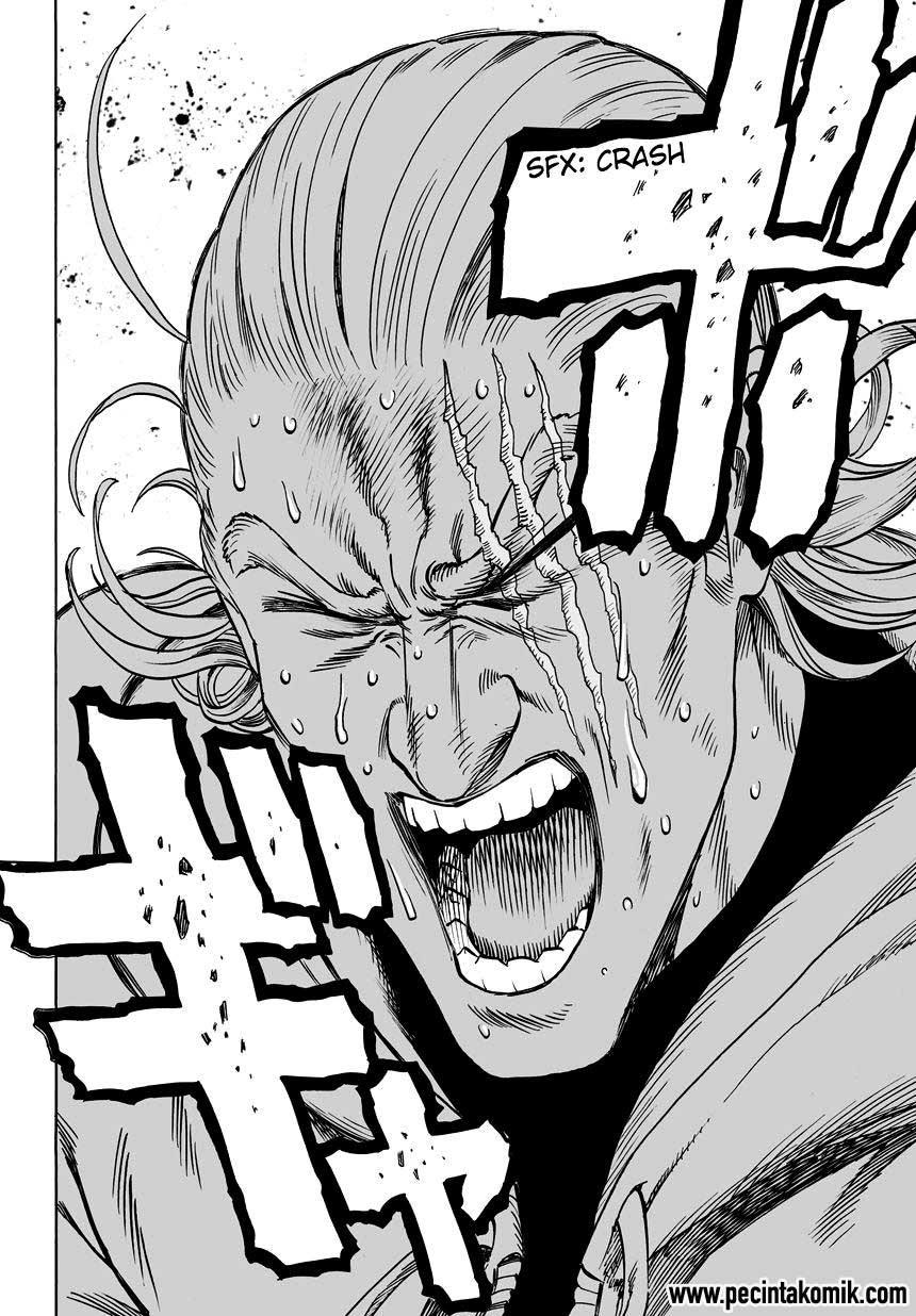 Komik One Punch Man Chapter 54 Bahasa Indonesia