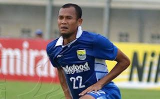 Supardi Nasir Mundur dari Sriwijaya FC menuju Bandung