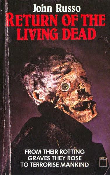 Romanzo Return of the Living Dead