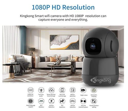 Kingkong Smart 1080P Wireless Security Camera