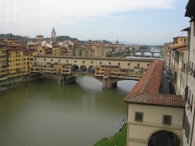 Foto Guy Dugas por Pixabay   - Matéria Ponte Vecchio - BLOG LUGARES DE MEMÓRIA