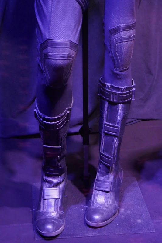 Black Widow costume boots Avengers Endgame