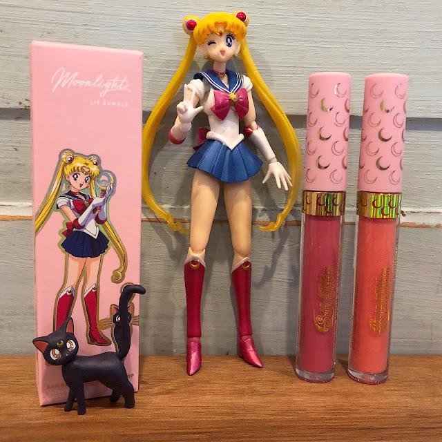 Sailor Moon Colourpop Collection - Moonlight Lip Gloss