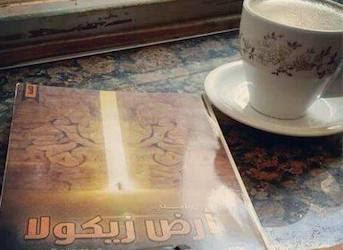 مراجعة رواية أرض زيكولا للكاتب عمرو عبد الحميد