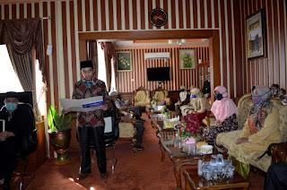 Pelantikan Pejabat Fakultas Syariah IAIN Batusangkar