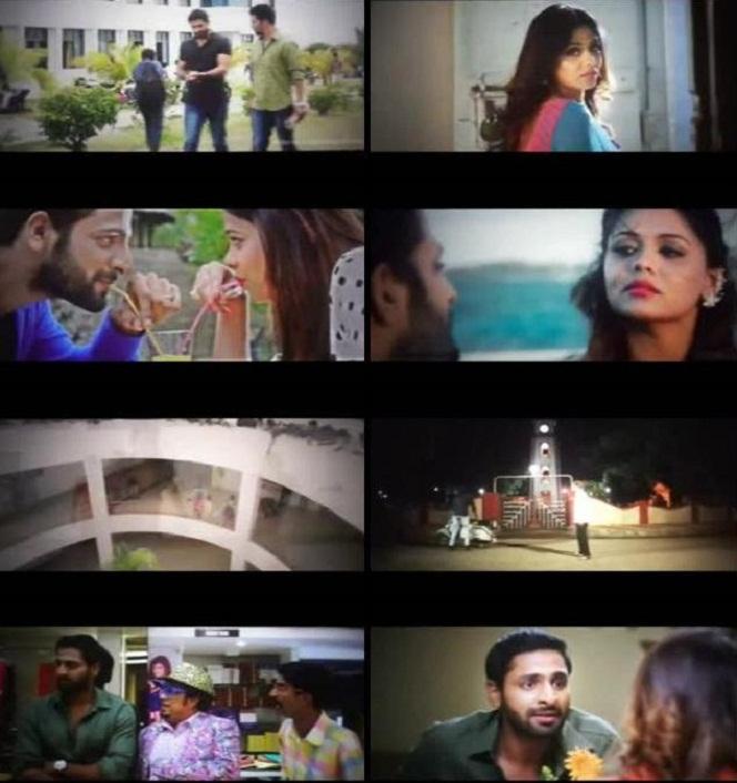 Mr And Mrs Sadachari 2016 Marathi CAMRip Download