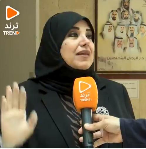 امل الانصاري دكتوره تتحدث عن علاج كورونا في الكويت