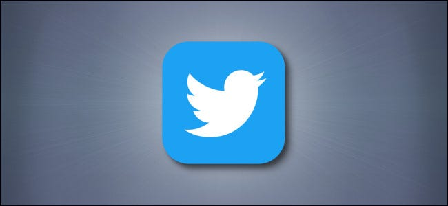 شعار Twitter iOS Icon