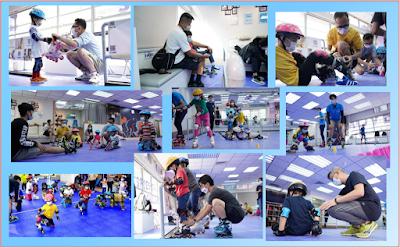 義工招募 - 2021-2022 SEN 正向行為課後滾軸溜冰支援小組 現正招募計劃義工多名