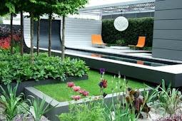 Rumah Dengan Desain Taman Belakang Minimalis