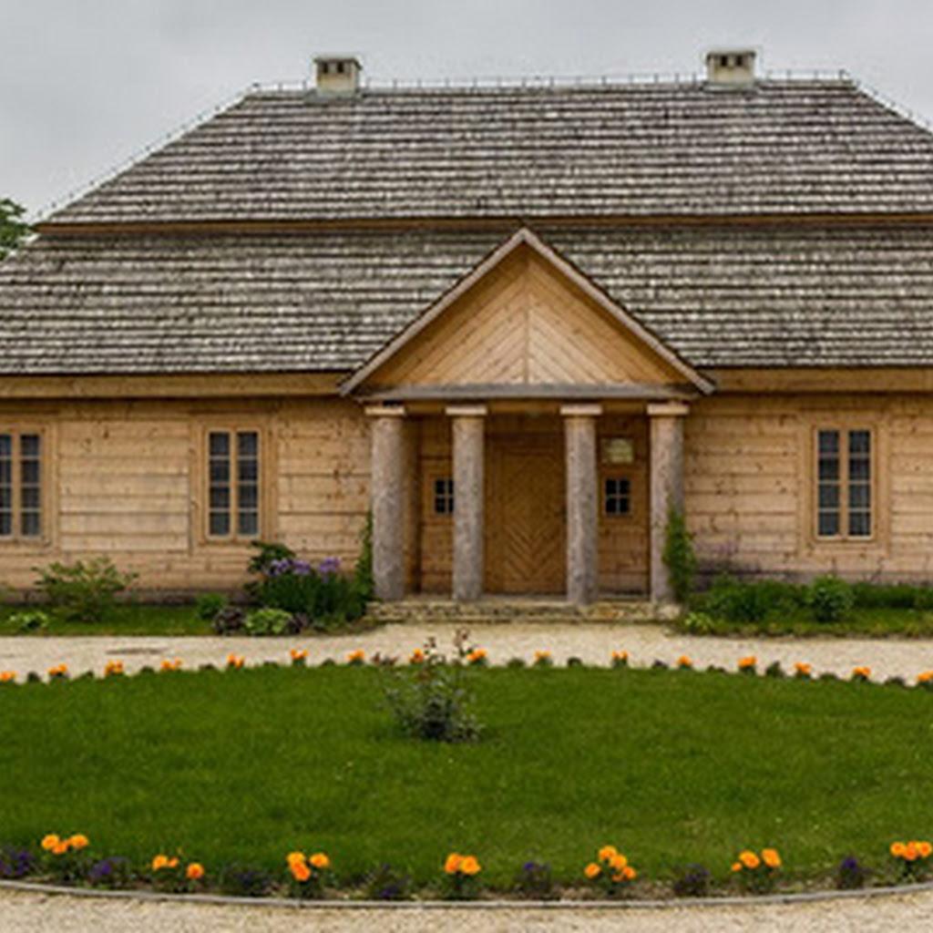 Ciekoty - miejsce gdzie mieszkał Stefan Żeromski