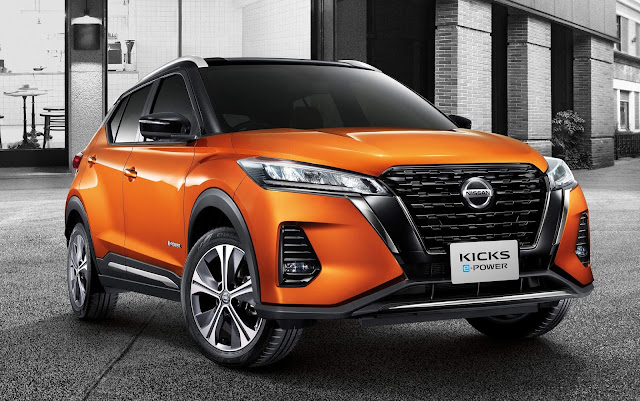 Novo Nissan Kicks 2021 e-Power: fotos e especificações