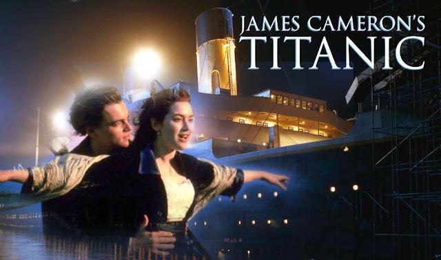 Gambar ilustrasi adegan film Titanic