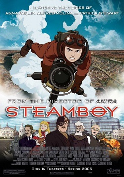 Steamboy online latino