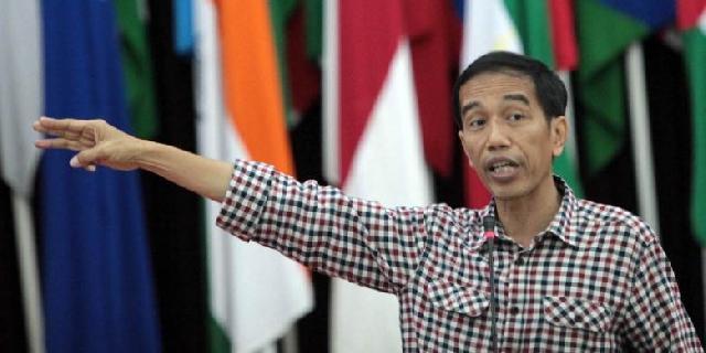 Jokowi Minta Daerah Harusnya Tiru Amerika.