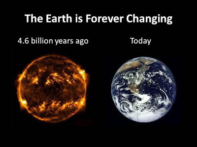 Bagaimana Bumi Ini Terbentuk Dan Klarifikasi Ilmiah