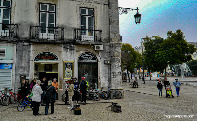 Ginginha do Rossio, Lisboa