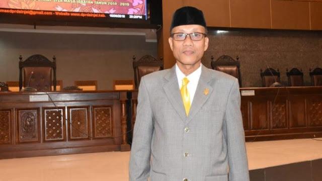 Berita Duka, Wakil Ketua DPRD Sinjai Periode 2014-2019 Tutup Usia