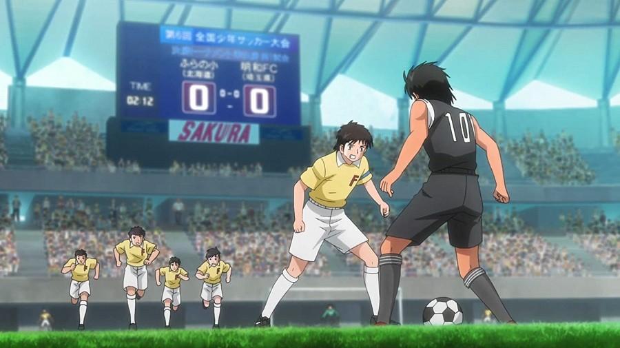 Imagens Captain Tsubasa - Super Campeões
