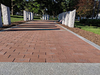 Veterans Memorial Walkway