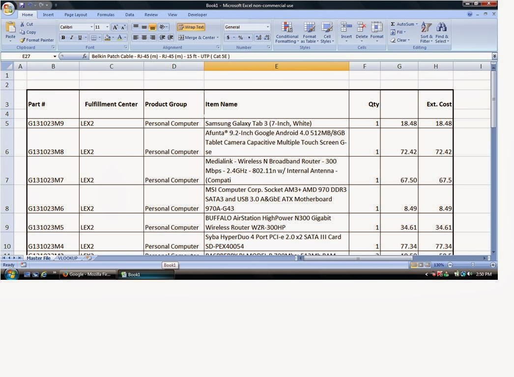 Learn How To Use Excel Spreadsheets For Beginners