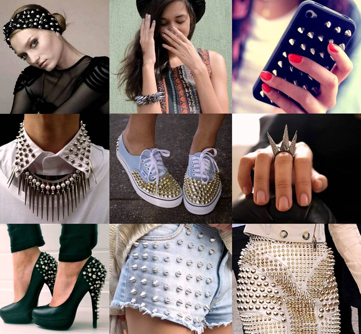 Blog Girls | Spikes