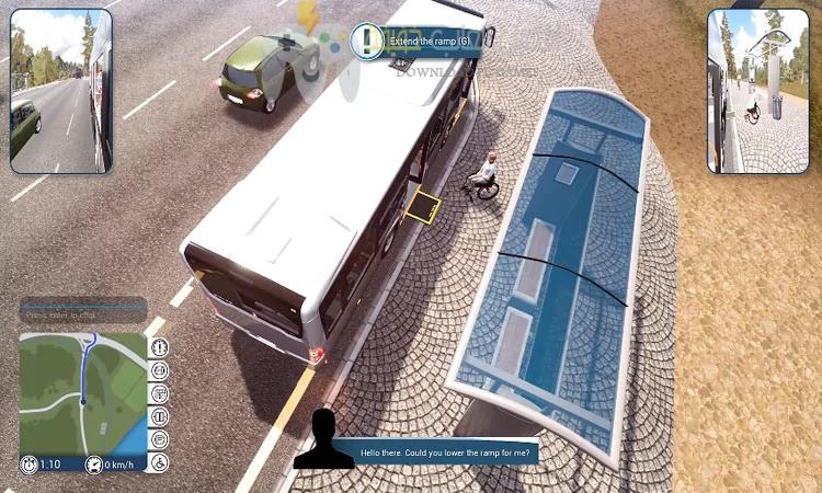 تحميل لعبة Bus Simulator 18 للكمبيوتر