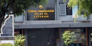 485 Warga Binaan Lapas Karawang Peroleh Remisi