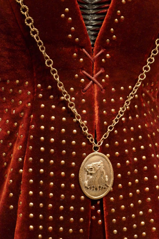 Cersei Lannister medallion Game of Thrones
