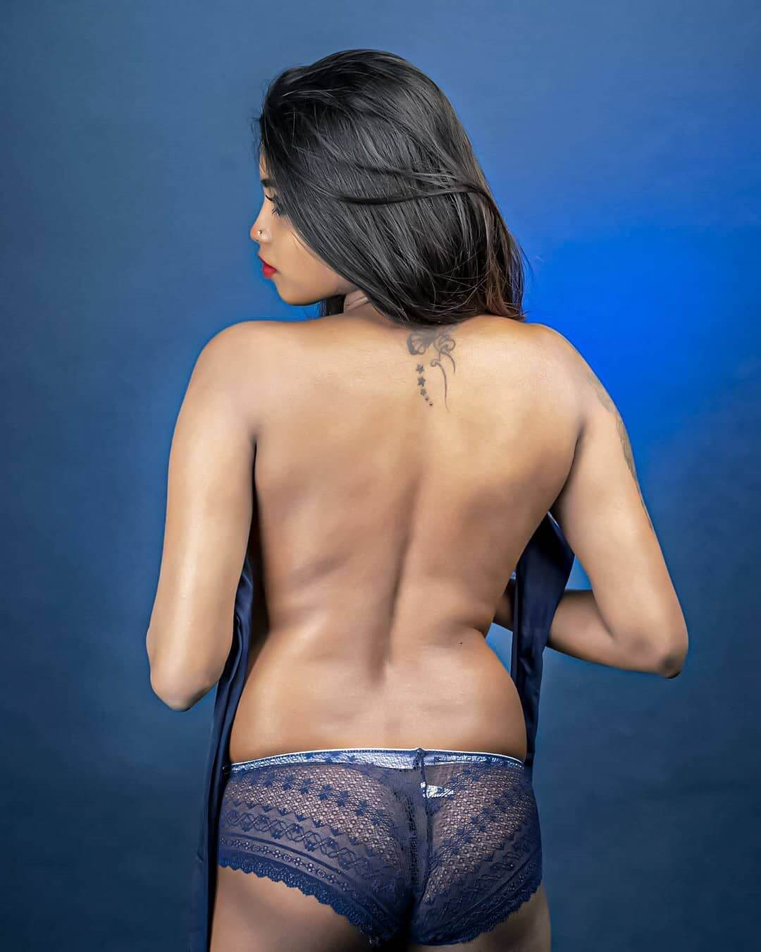 TikTok Star Ilakkiya Hottest Bikini Photoshoot