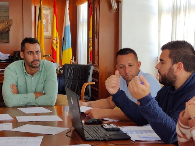 junta%2Bgobierno%2Bfeb%2B2020%2B%25282%2529%2B%25281%2529 - Fuerteventura.- La Oliva prepara una línea de subvenciones dirigidas empresas y autónomos para contrarrestar el impacto del Covid-19 en la economía del municipio