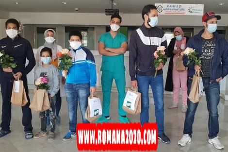 أخبار المغرب: نسبة التعافي من فيروس كورونا بالمغرب covid-19 corona virus كوفيد-19 تقترب من 27 بالمائة